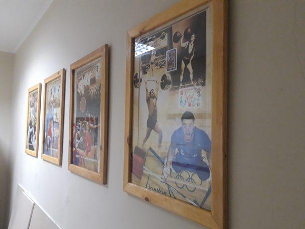 На факультеті фізичної культури, спорту та здоров'я людини оновилась галерея спортивної слави